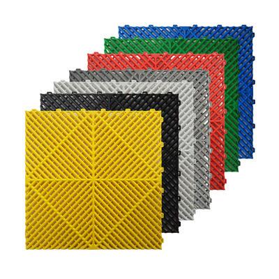 Garage Floor Tiles FX-Garage18 Indoor Outdoor Rubber Flooring