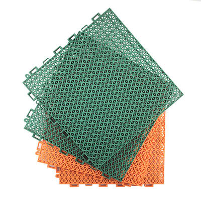 FX02-Double Cross - Multi Sports Court Tiles - Outdoor Sports Surfaces